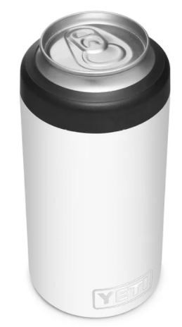YETI Can Insulator Tall Colster 16oz-White