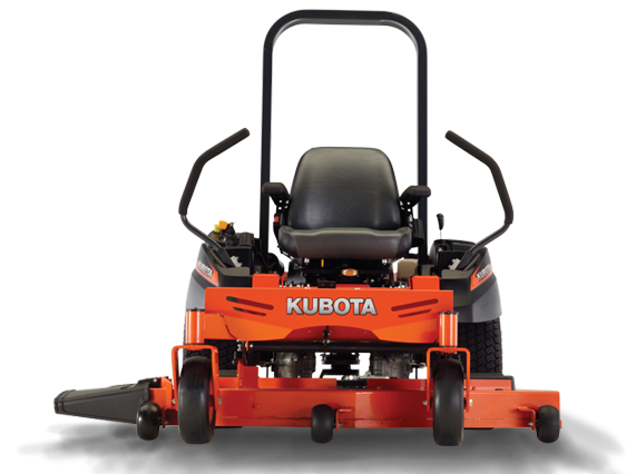 Kubota Turn Mowers Front