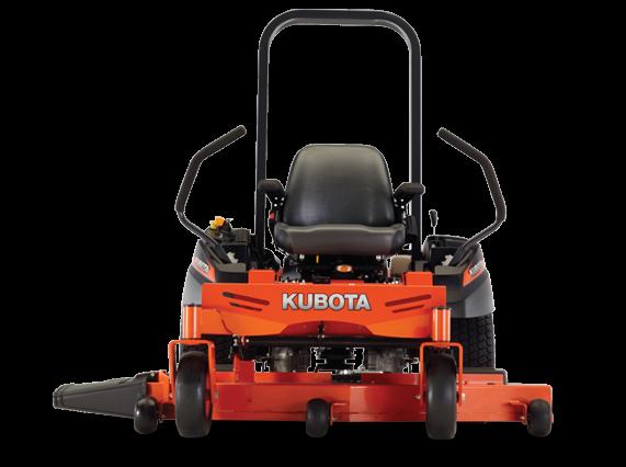 Kubota Z125E Kommander Zero Turn Mower