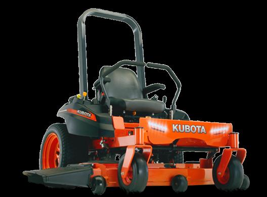 Kubota Z125S Kommander 25 HP Zero Turn Mower