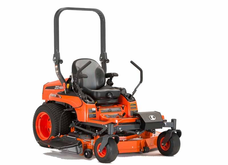 Kubota ZD1011-54 19.3 HP Diesel Zero-Turn Mower
