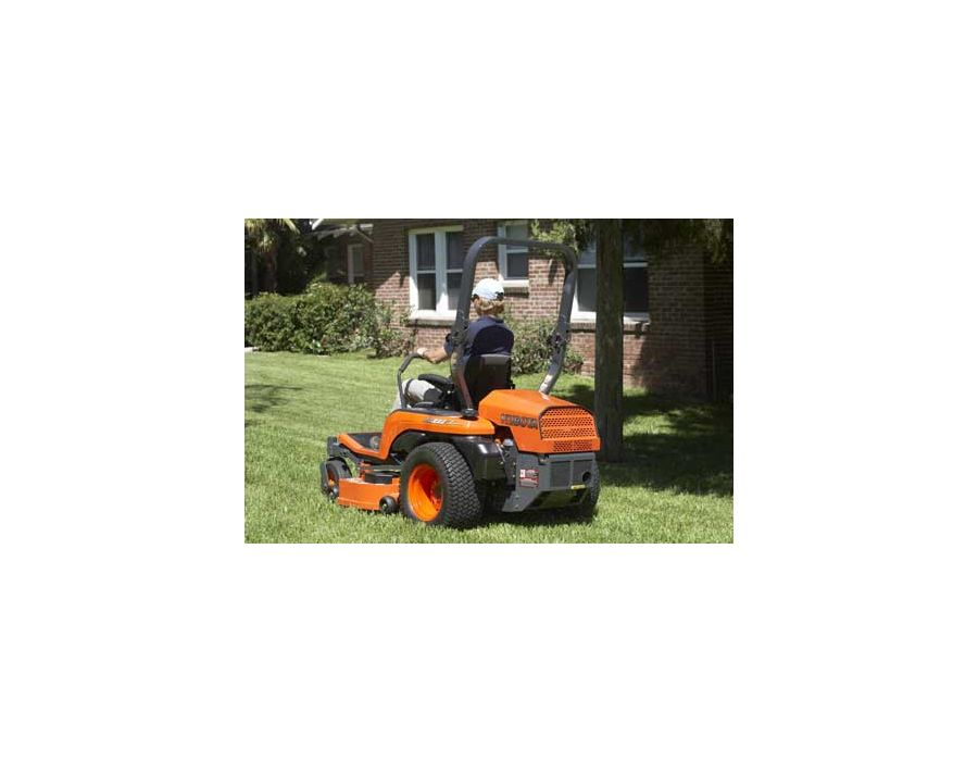 Kubota ZG222 Commercial 22 HP Gas Zero Turn Mower | Lawn