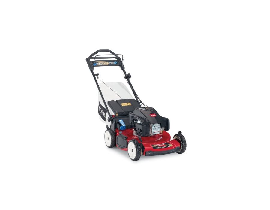 Toro 20373 Mower with Personal Pace and Spin Stop
