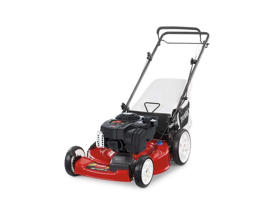 Toro lawnmower model 21378
