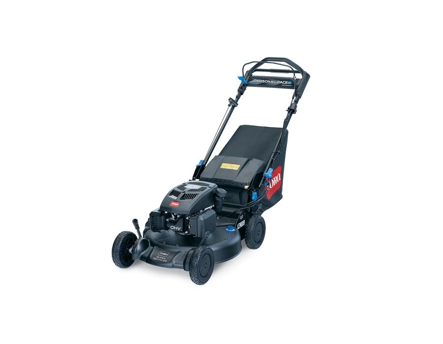 Personal Pace Mower