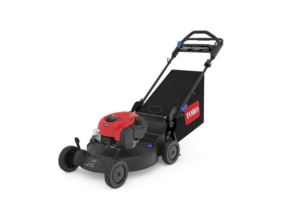 """Toro 21389 Lawnmower 21"""" Super Recycler with Personal Pace"""