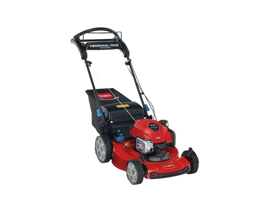 Toro 21465 Recycler Mower with SmartStow Technology