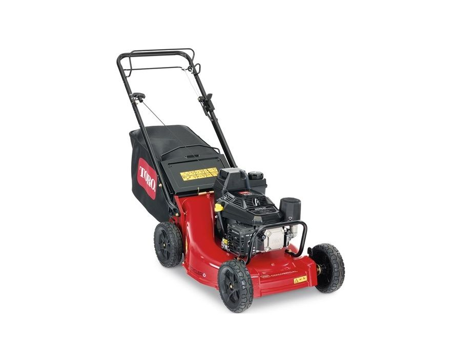 """Toro 22287 Lawnmower 21"""" Heavy-Duty Commercial Recycler with Variable Speed Side Profile"""