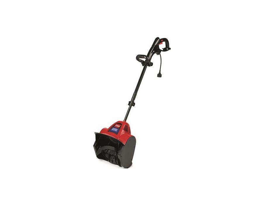 Toro 38361 Power Shovel Electric Side View