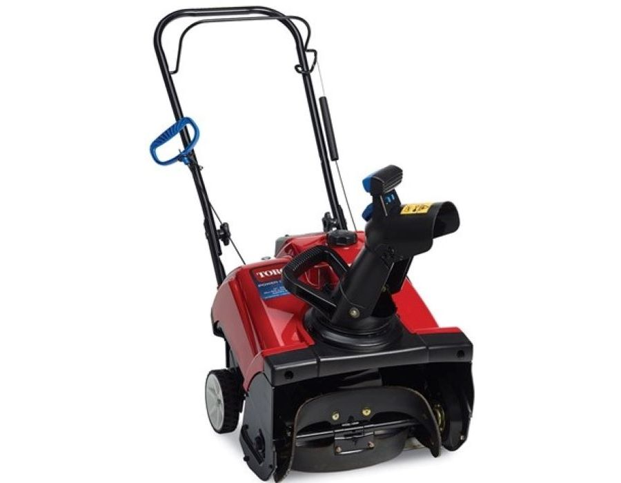 Toro 38472 Snowthrower Power Clear 518 ZR Single-Stage Recoil Start