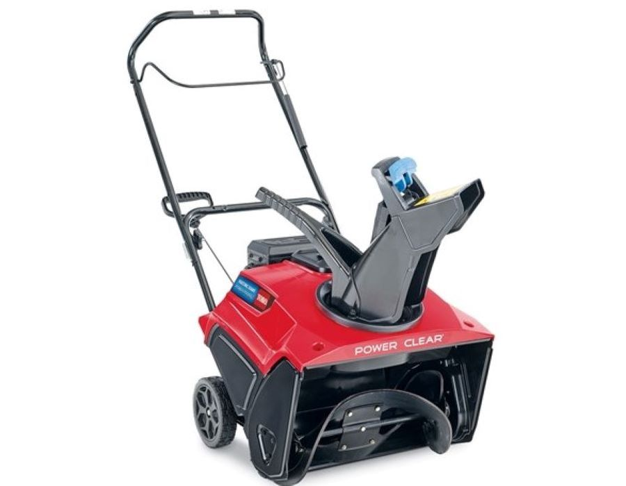 Toro 38753 Snowthrower Power Clear 721 E Single-Stage Electric Start