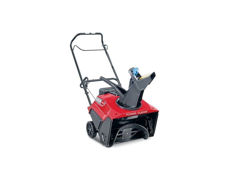 Toro 38754 Snowthrower 721 R-C Power Clear Single-Stage Recoil Start