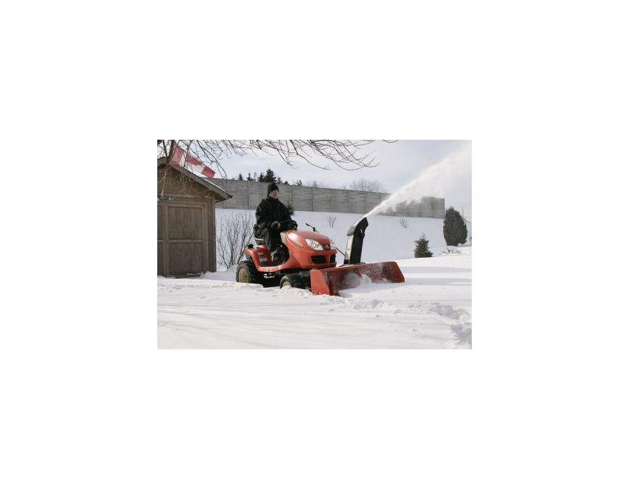 Kubota GR2846A GR Series Snowblower