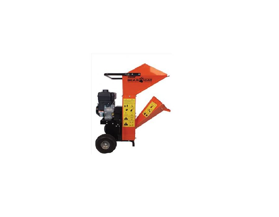 "BearCat SC3206 3"" Chipper/Shredder"
