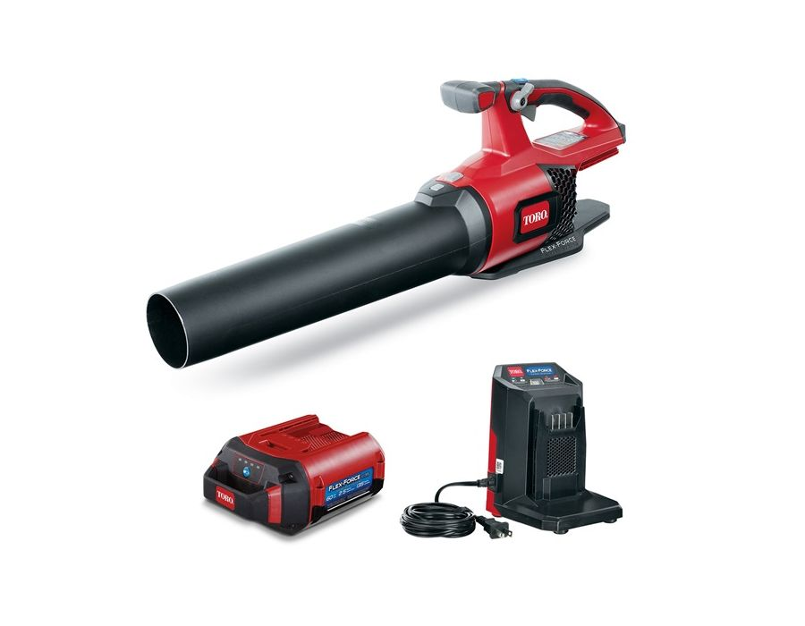 Toro 51820 Handheld Blower 60V MAX Battery Flex-Force® full kit with battery and charger