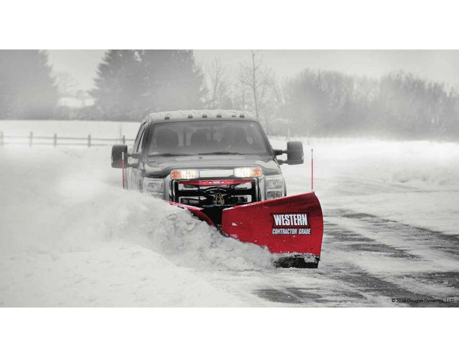 BLIZZARD SNOWPLOW STRAIGHT BLADE JOYSTICK CONTROLLER