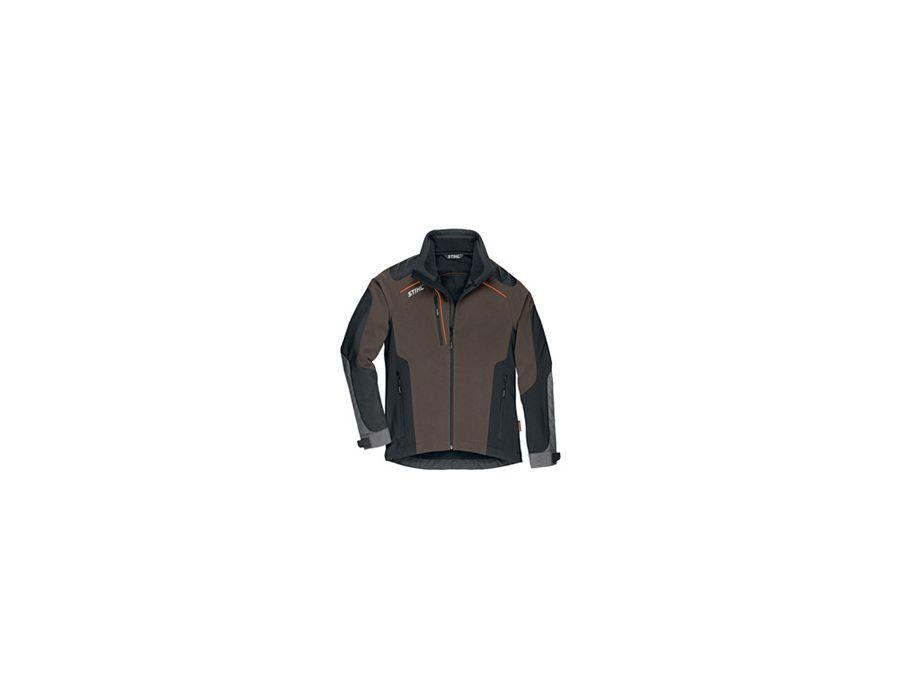 STIHL ADVANCE X-Shell Brown Jacket