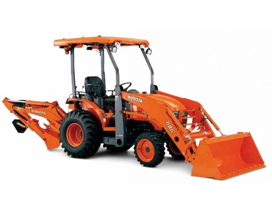 Kubota B26 Diesel Tractor 24.3HP
