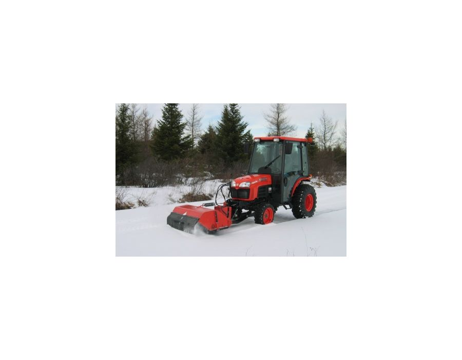 Kubota B Series B2778 Sweeper