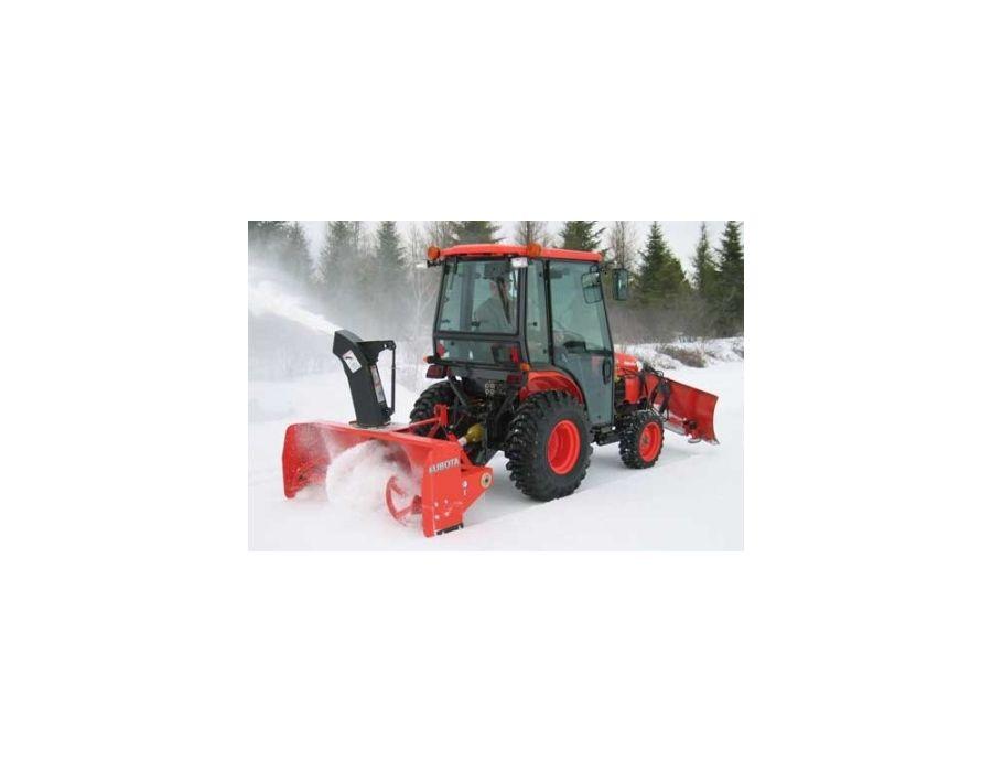 Kubota B2789 Rear-Mount B Series Snowblower