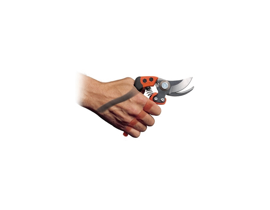The ERGO™ handle works with you to achieve the end results you need with minimum risks of sustaining work related injuries.