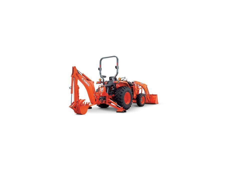Kubota Backhoe Implement BH77 | Lawn Equipment | Snow
