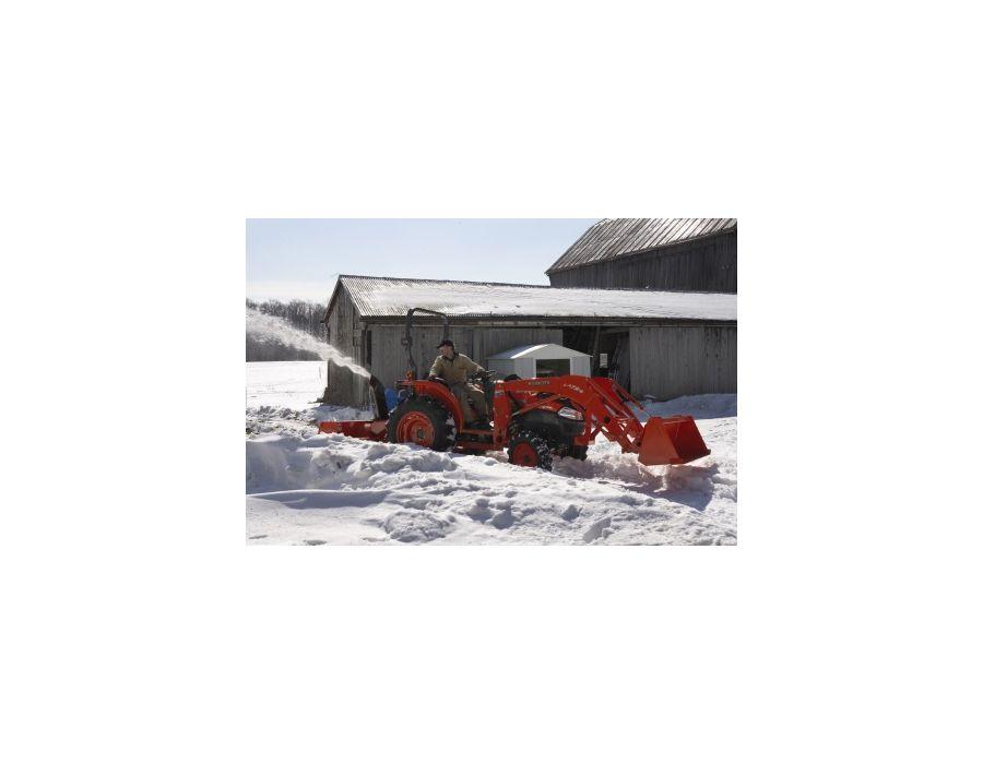 Kubota BL2664 Rear-Mount Snowblower
