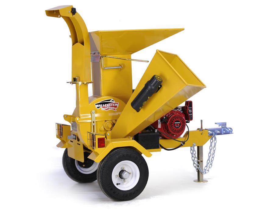 Wallenstein 14HP Chipper/Shredder model BXMT3214SU