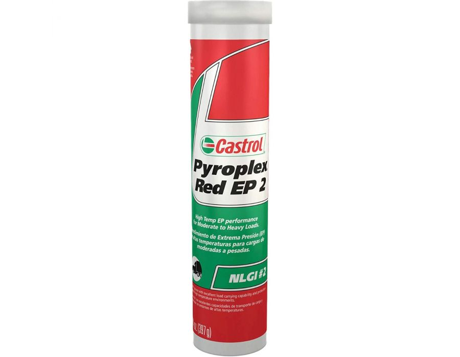 Castrol Pyroplex Red EP 2 High Temp Grease