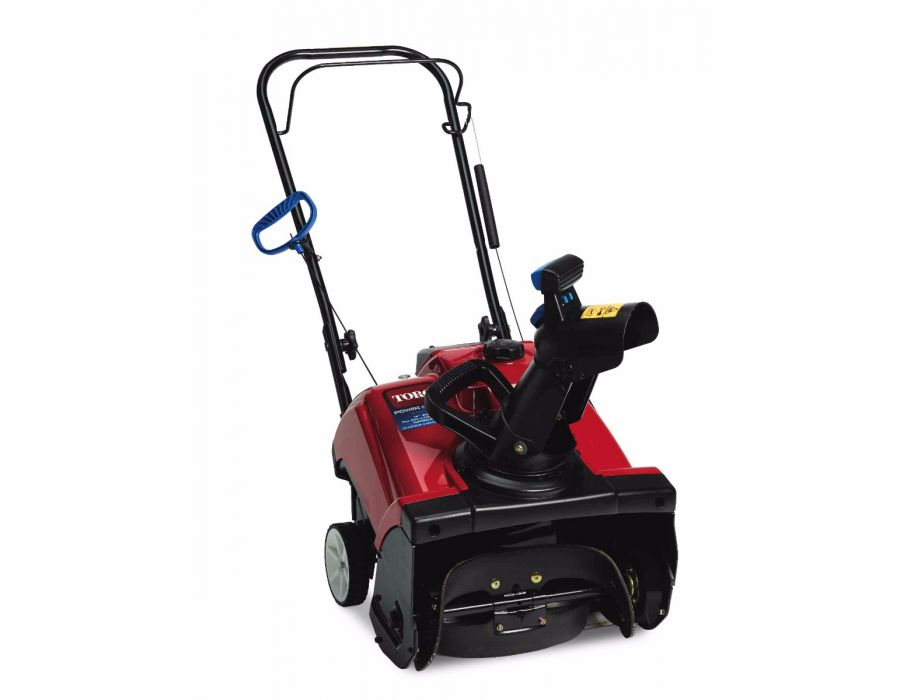 Toro Power Clear 518 ZE Single-Stage Electric Start Snowblower