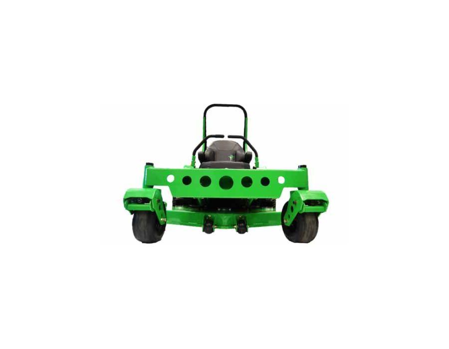 Mean Green NXR-52 Nemesis Zero Turn