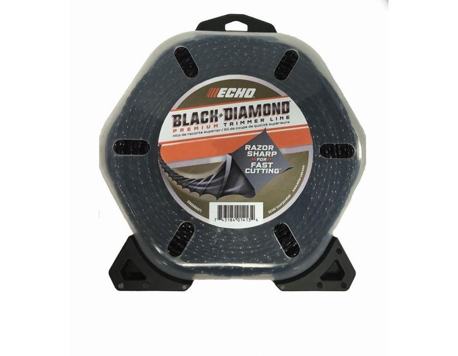 ECHO .105 Black Diamond Trimmer Line 1lb Roll