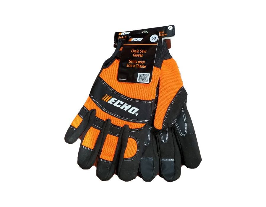 ECHO Large Chainsaw Safety Gloves