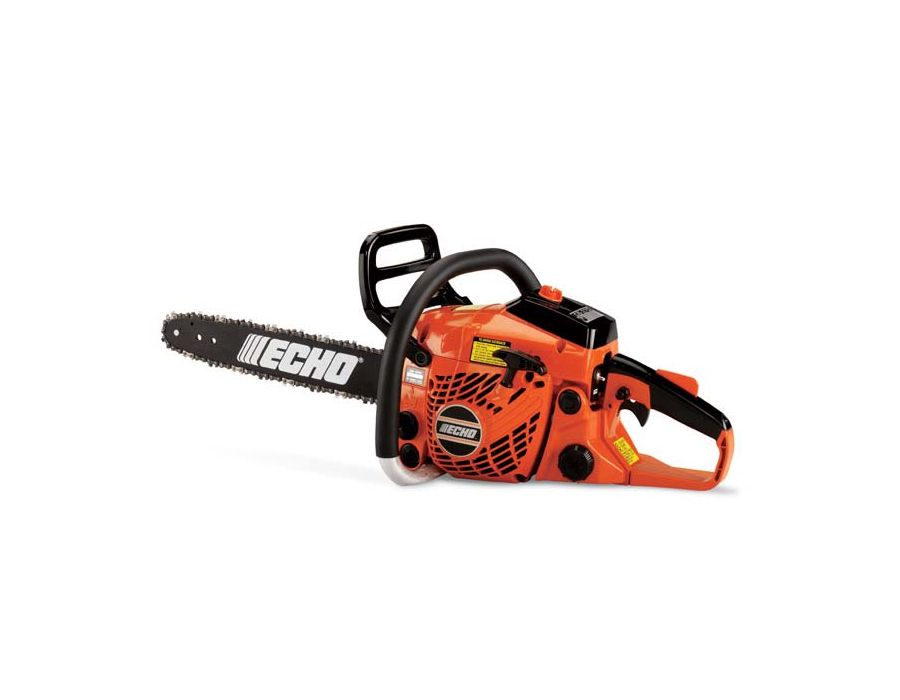 CS-370 ECHO chainsaw is available in three different bar lengths