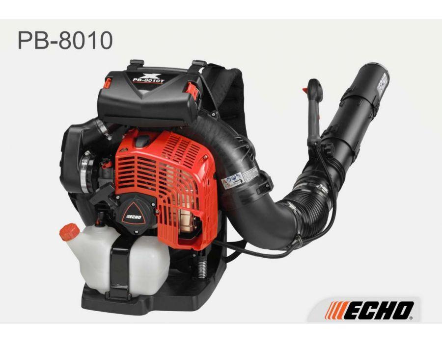 ECHO PB-8010T Tube Mounted Throttle Backpack Blower