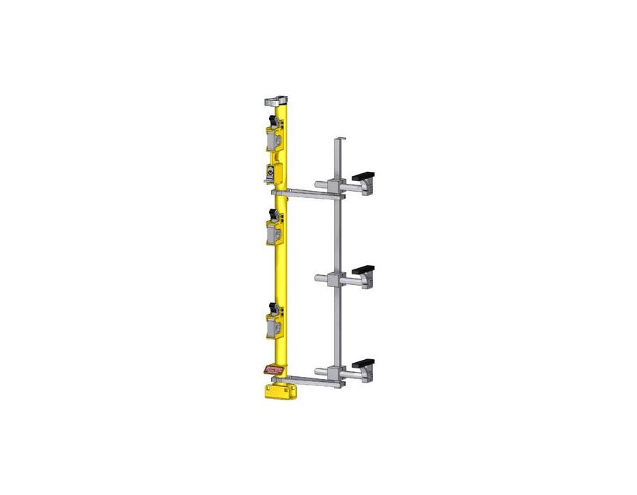 Engine Support Kit for Xtreme Series Three Position Trimmer Rack