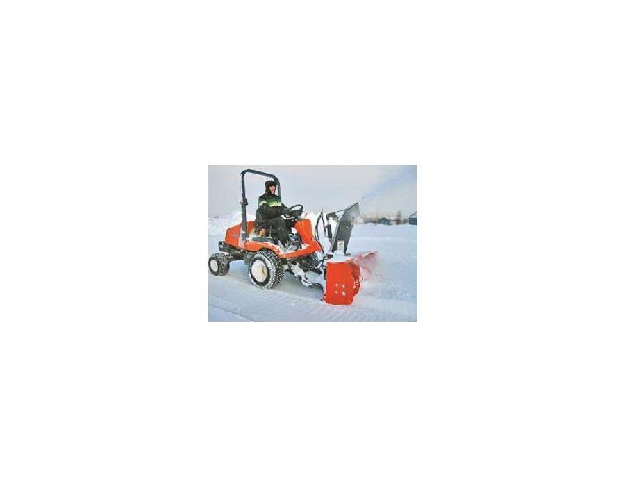 Kubota F5720 F Series Snowblower