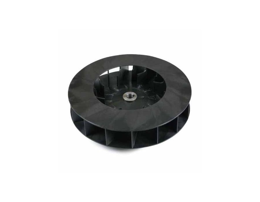 Advanced Fan Technology - Features a single shot 16-blade closed face fan; twice as many blades as others on the market.