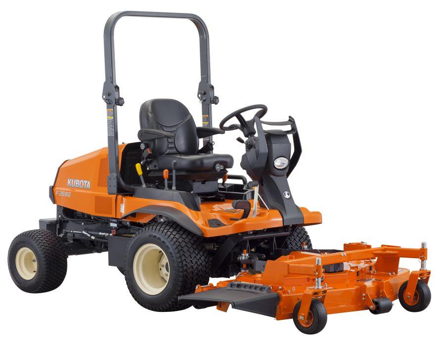 Kubota F2690 Front Mount Mower 25 5HP Lawn Equipment