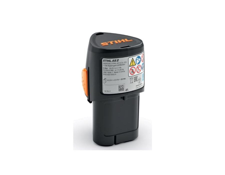 NEW AS2 Battery System