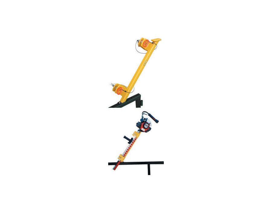 HA041 Hedge Trimmer Rack by Green touch
