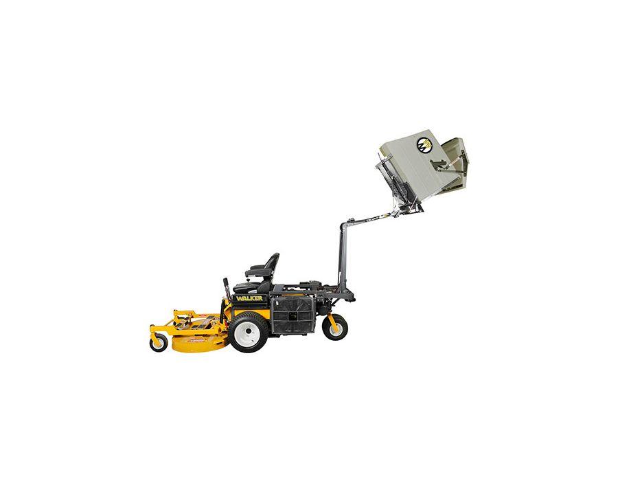 Walker Mowers MT30iGHSH Grass-Handling Gas Mower with High Dump 30HP