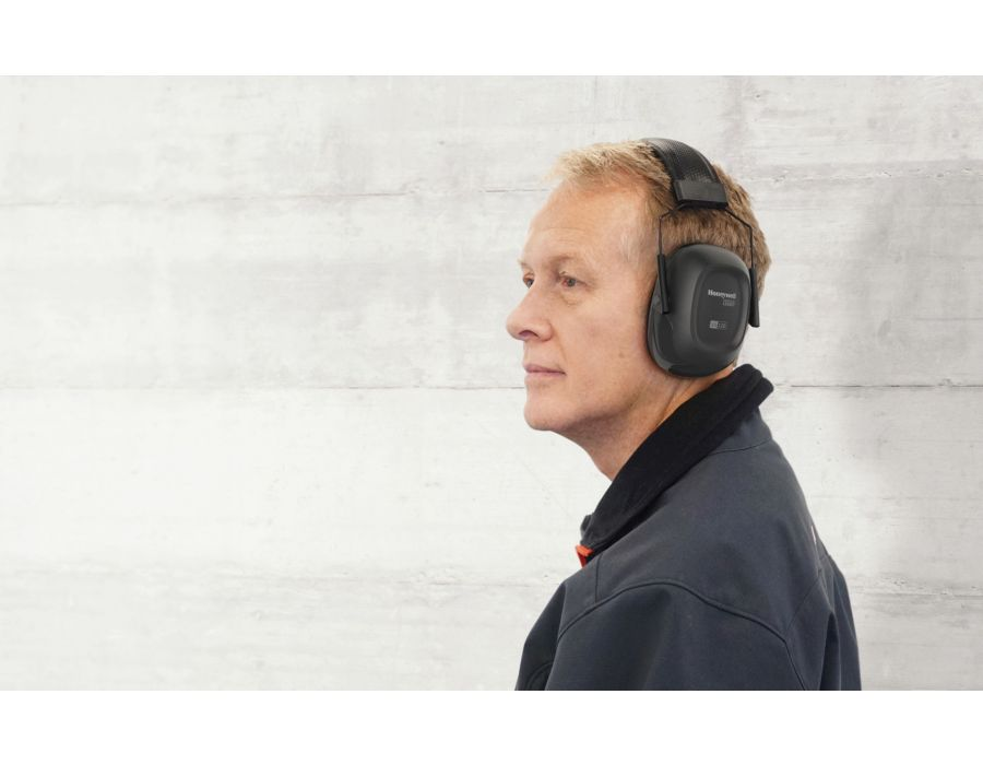 """Heavy duty """"very quiet"""" 30dB noise reduction"""