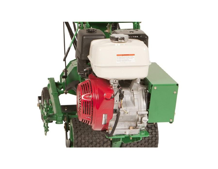 Ryan 544854G Heavy-Duty Sod Cutter Front Close-up