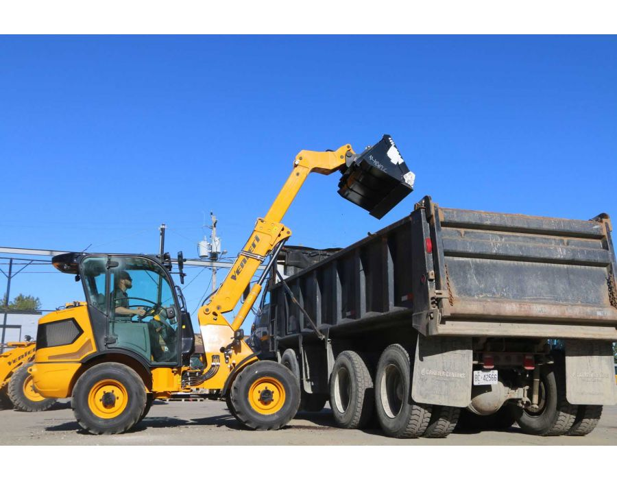 AUTOMOTIVE DISC BRAKE SYSTEM  Disc Brake system, usually used on big loaders only, to ensure a strong breaking performance.