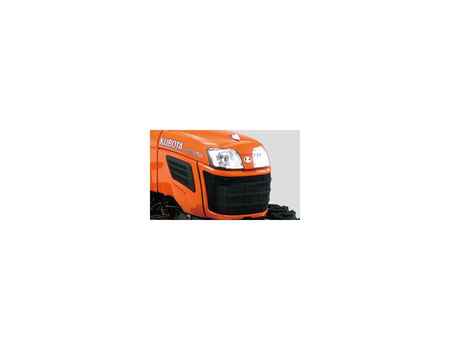 Kubota B2320DT tractor headlights