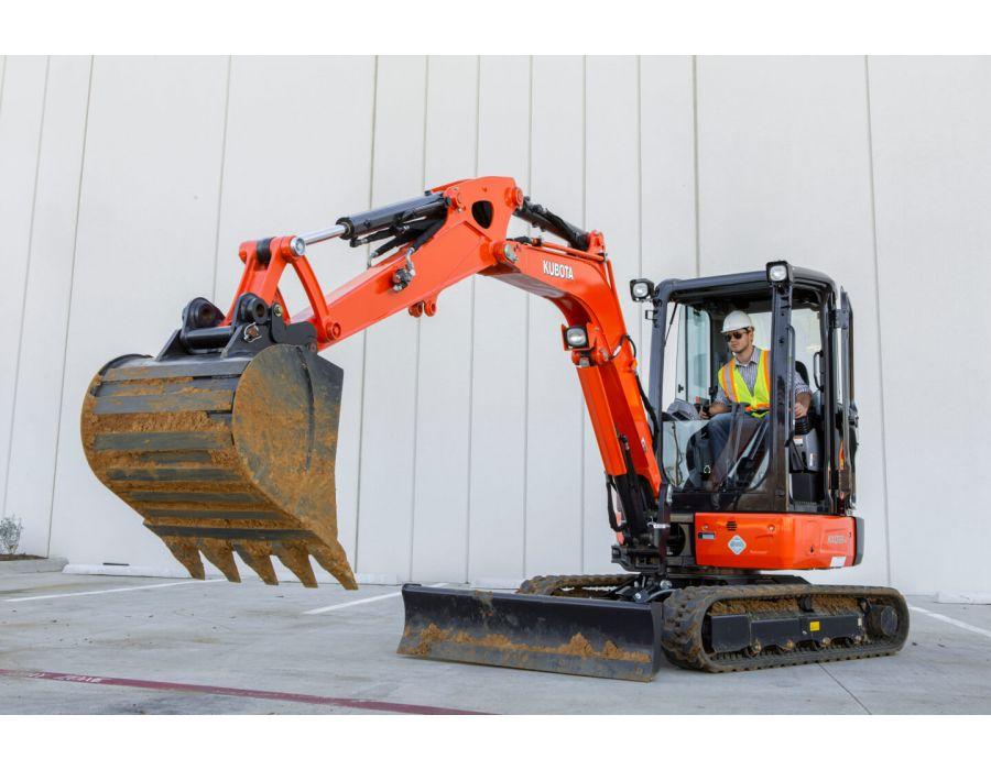 Kubota Mini Excavator KX033-4