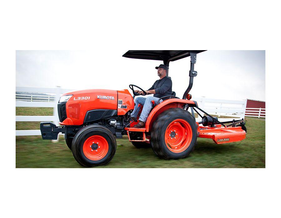 Kubota L Series Tractor L3301HSTRC 33 HP | Lawn Equipment