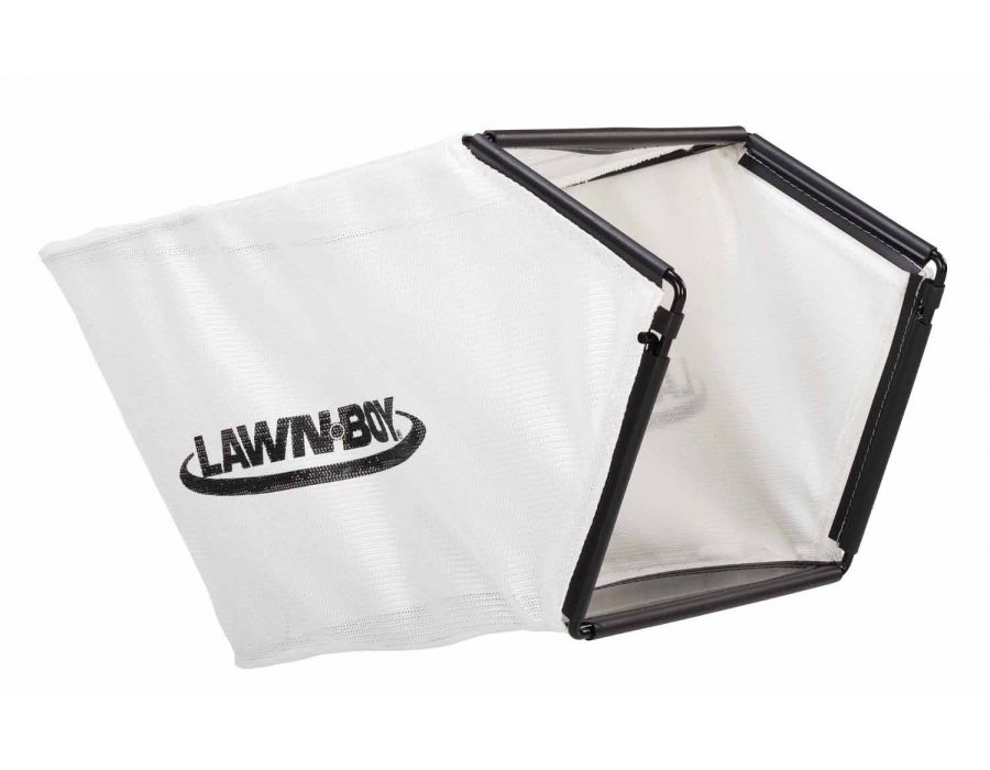 When you need to bag clippings, this larger bag fills easily, holds more and allows user to empty the bag faster and less often