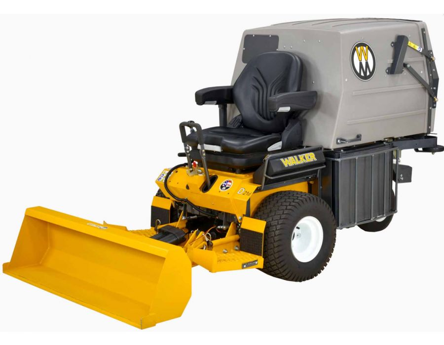 Walker Mower Loader Bucket